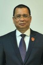 Prof. Dr. Garuda Wiko, SH, MH (Dewan Kehormatan)